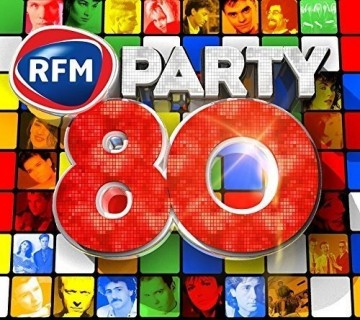 Cover RFM party 80
