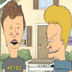 Beavis et Butt head