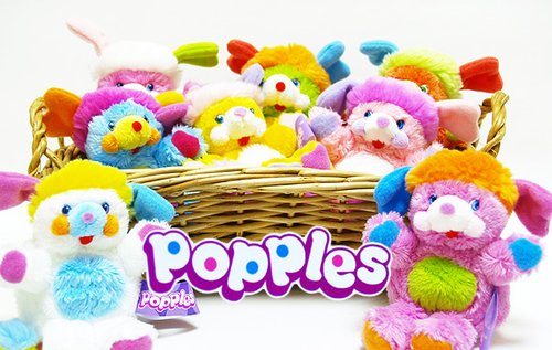 Popples-peluches