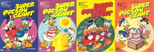 Super picsou geant collection