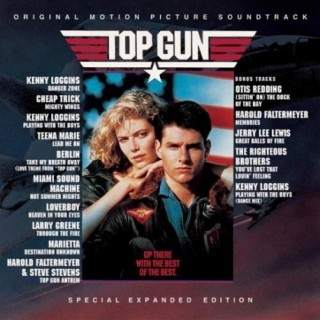 top gun bande originale